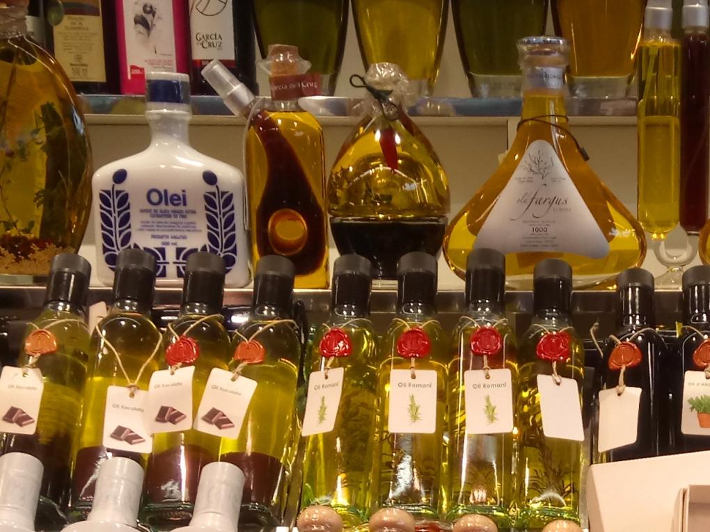 Extra Virgin Olive Oils