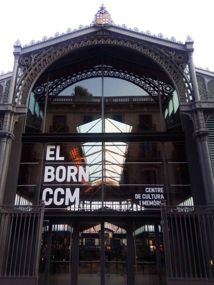 Side Entrance of CCM