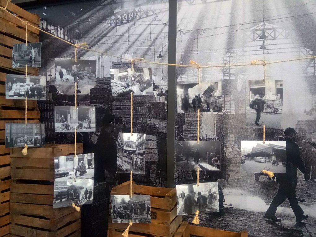 Exhibition of the Market's Past