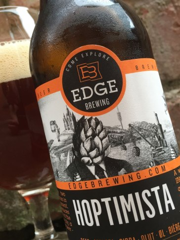 Edge Brewing was established in Barcelona in 2013 by two Americans who were so eager to join the craft beer revolution in Europe that they brought a brewery. Combining finely engineered American brewing equipment, the best ingredients available and many years of brewing experience, they are now making fresh, genuine, American craft beer for the local market. Their new brewing home is located in one of the worlds most exciting cities, in Barcelona's suitably edgy Poble Nou district.