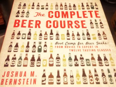 The store features several titles on beer, beer cocktails, beer delis and history.