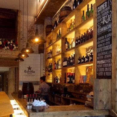 Parlament: the Bar