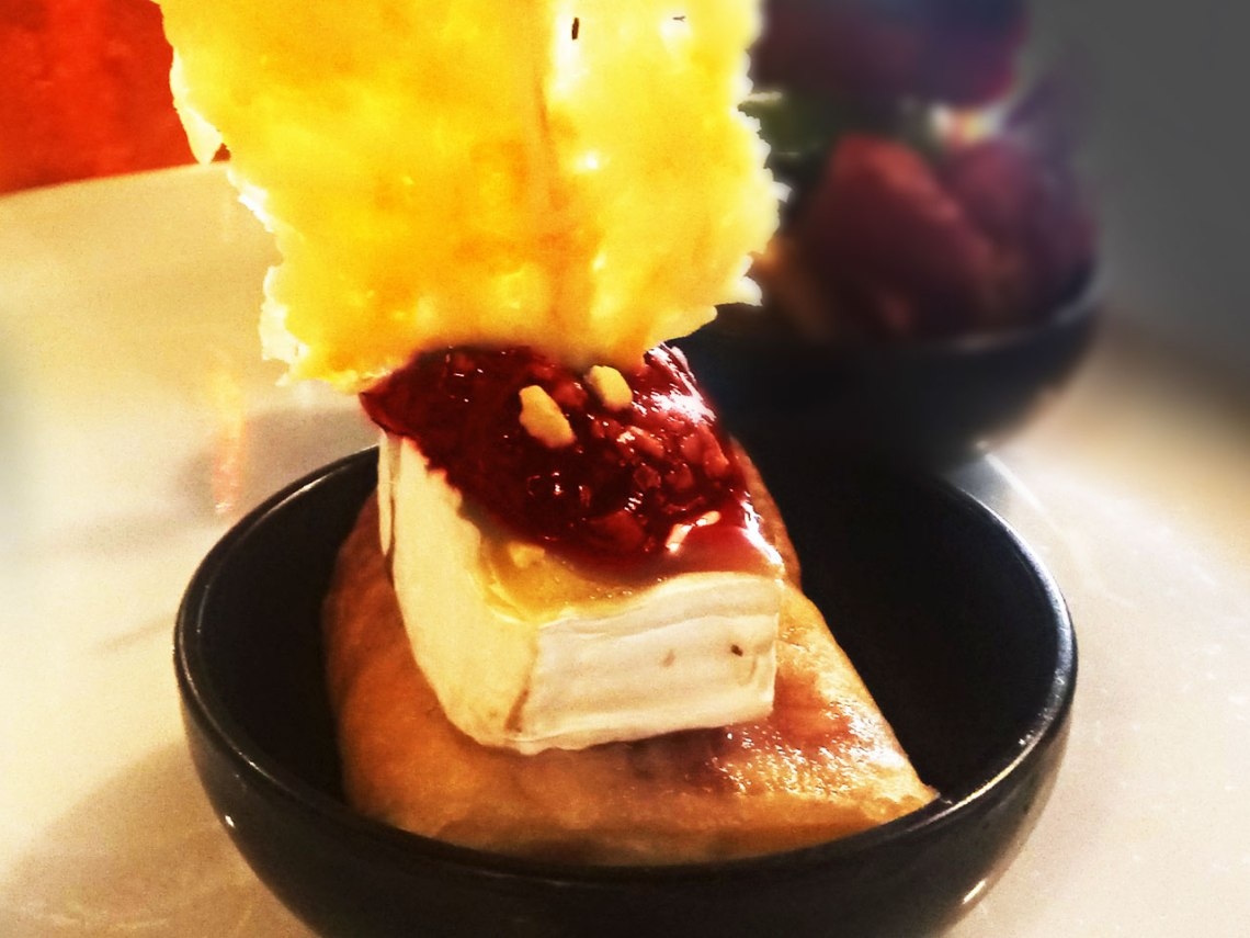 Sweet and Sour Pintxo