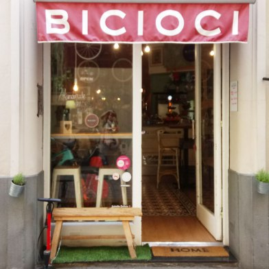 Bicioci Entrance