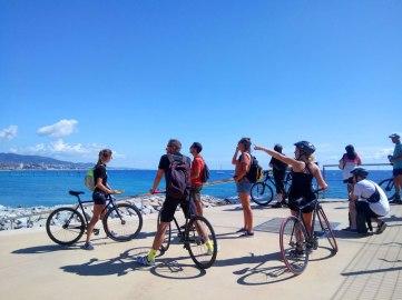 Bicilona Buena Vista Tour: a Stop in Badalona