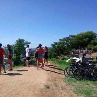 Bicilona Buena Vista Tour: Montgat From Above the Hill