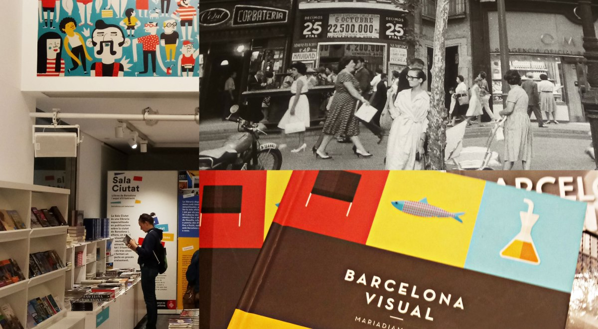 Books And The City The Taste Of Barcelona