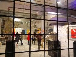 poblenou opennight @mateo.lencioni exhibition
