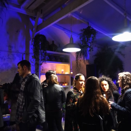 poblenou opennight alblanc party