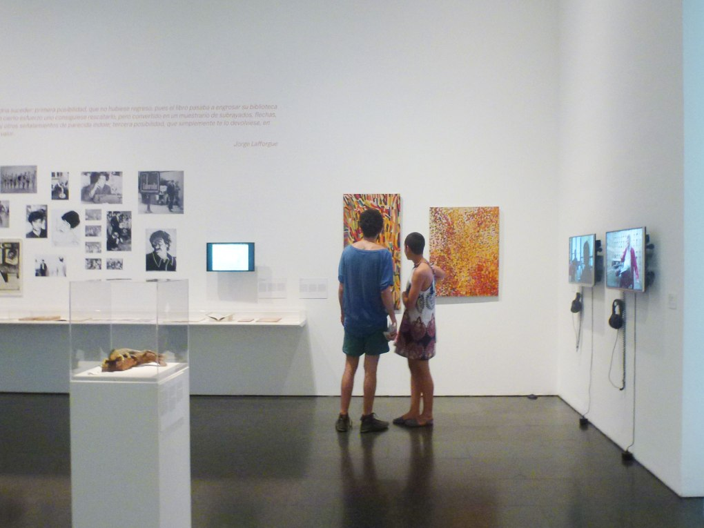 The Taste of Barcelona, Oscar Masotta exhibition, 2018