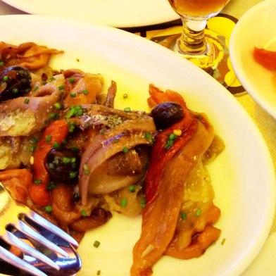 moritz-tasting-escalivada-anchovies