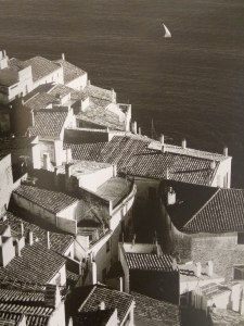 Albert Heras - Cadaques in black and white
