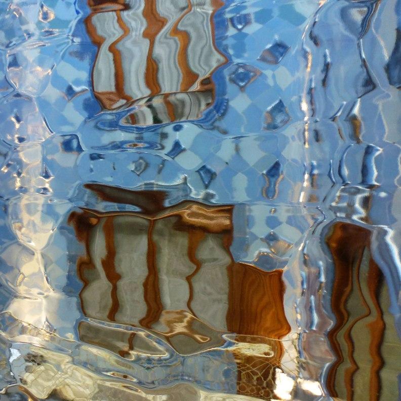 Casa Batlló glass