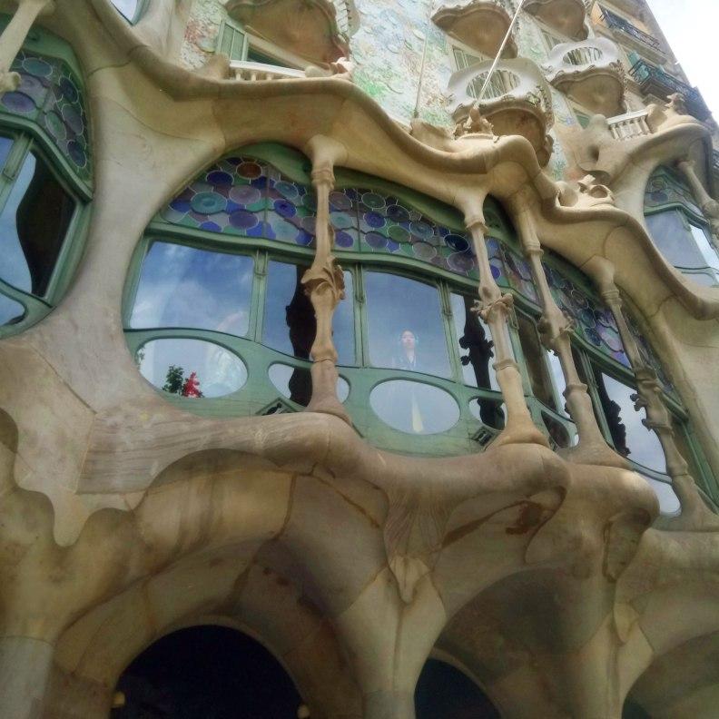 Casa Batlló facade