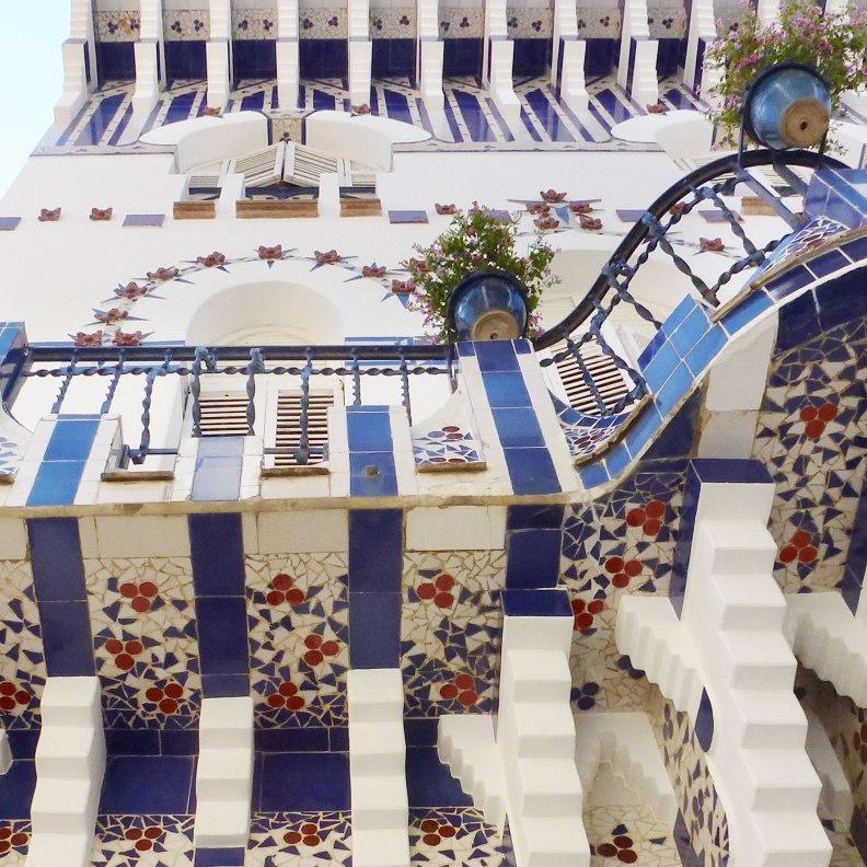 Sant Pol de Mar Can Planiol house