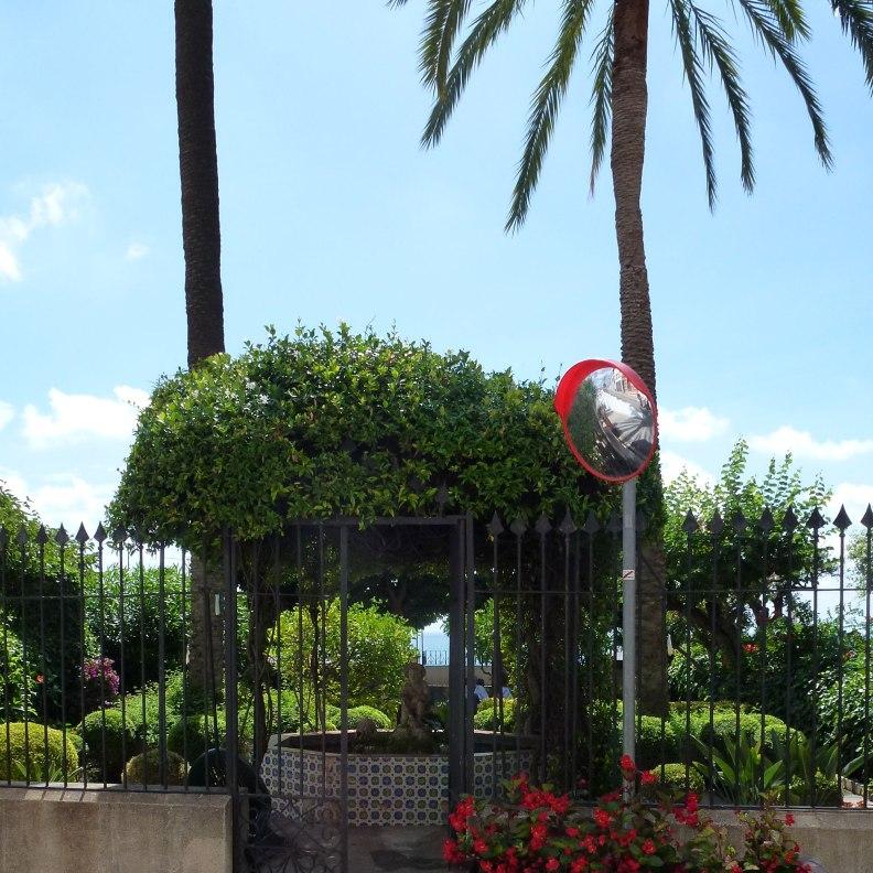 Sant Pol de Mar gardens