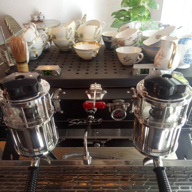 Camelia Art Cafe espresso machine